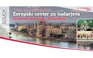 EVROPSKI CENTER ZA NADARJENE - strokovna ekskurzija v Budimpešto