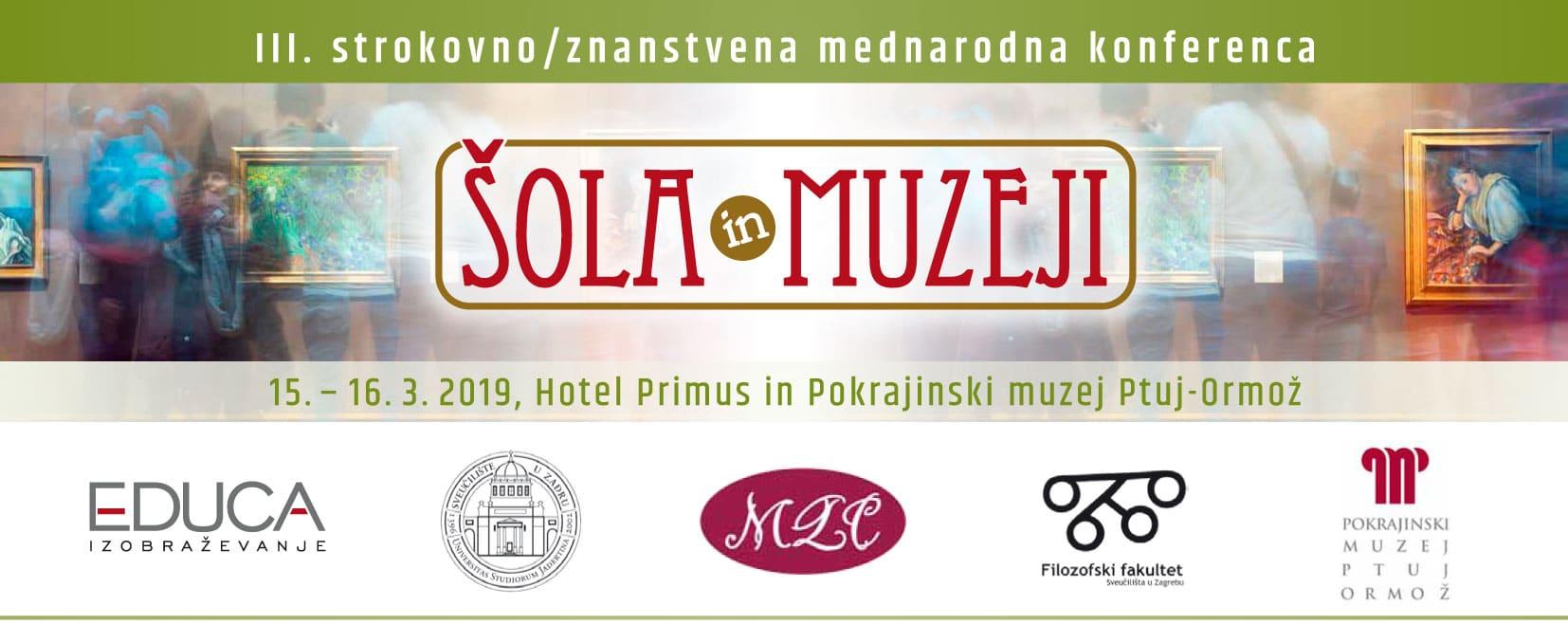 Šola in muzeji Ptuj 2019